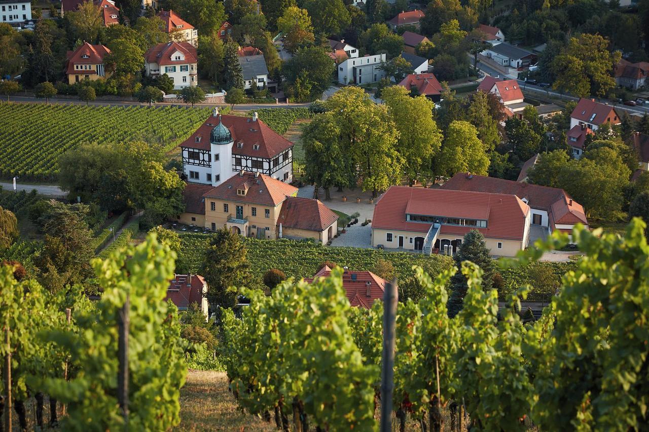Dresden  Historic venue Winzersaal image 0