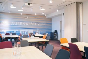 Hamburg   Binnen und Außenalster image 0
