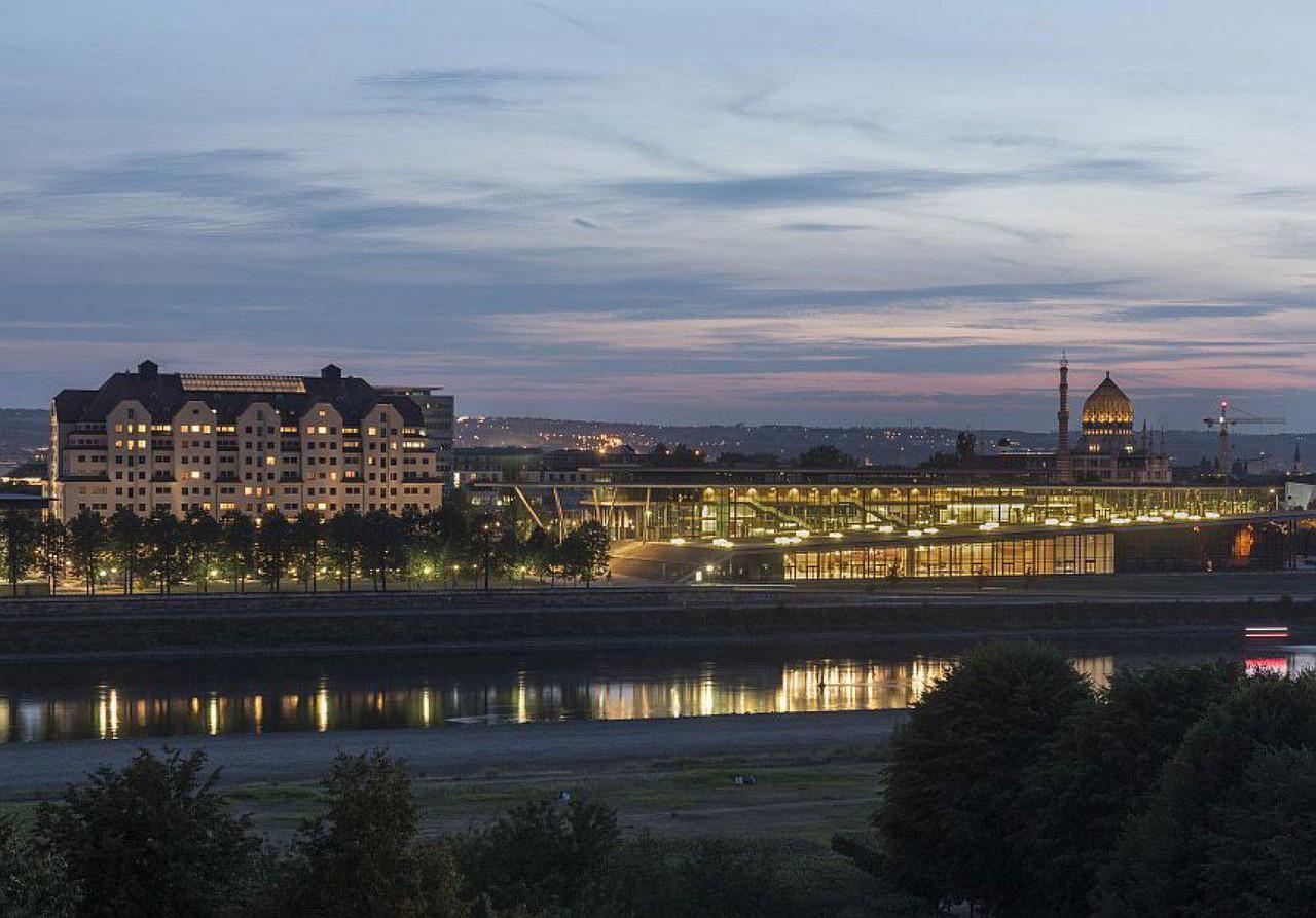 Rest of the World   Maritim Hotel & Int. Congress Center Dresden image 4